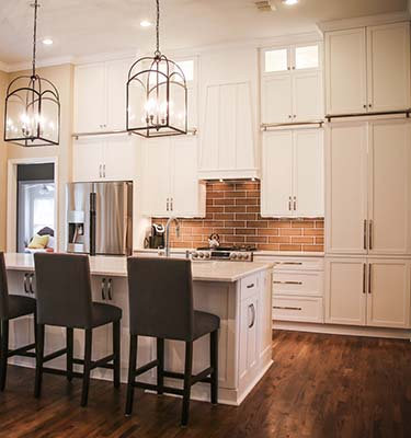 Kitchen Remodel with Designers Choice Cabinets